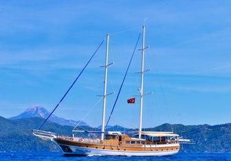 Baba Veli 8 Yacht Charter in Mljet