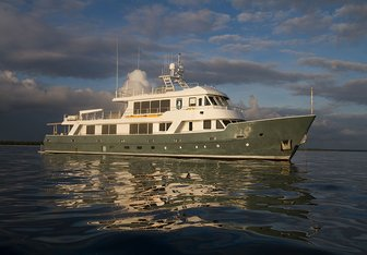 Kahu yacht charter Whangarei Engineering & Construction Ltd (WECO) Motor Yacht