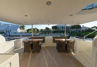 Shear Madness yacht charter Ocean Alexander Motor Yacht