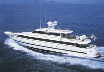 Sea Lady II Yacht Charter in Monaco