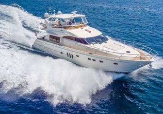 Hoya Saxa Yacht Charter in Miami