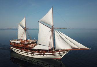 Prana Yacht Charter in Indonesia