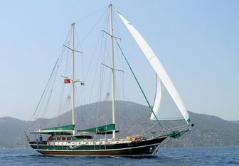 Michele yacht charter Fethiye Shipyard Sail Yacht