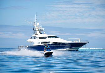 Ultimate Lady yacht charter Tournament Boats Motor Yacht
