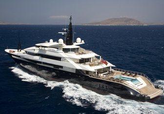 Alfa Nero Yacht Charter in Spain