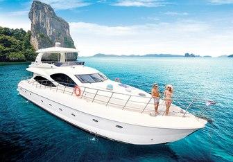 Lady Kathryn Yacht Charter in Thailand