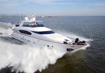 Cudu yacht charter Maiora Motor Yacht