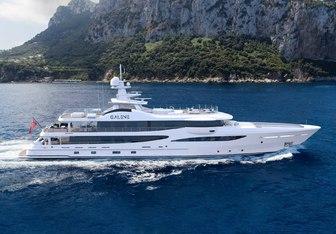 Galene Yacht Charter in St Barts