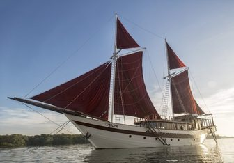 Tiare Yacht Charter in Indonesia