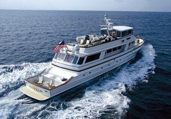 Banyan yacht charter Palmer Johnson Motor Yacht