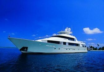 Plan A yacht charter Westport Yachts Motor Yacht