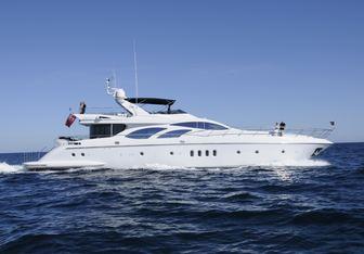 Seven Star Yacht Charter in Sydney