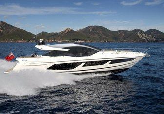 Strategic Dreams yacht charter Sunseeker Motor Yacht