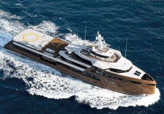 La Datcha yacht charter Damen Yachting Motor Yacht