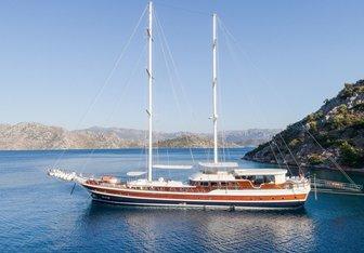 Halcon Del Mar Yacht Charter in Greece