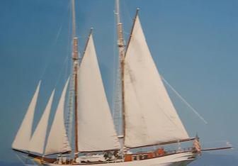 Carolian Yacht Charter in Santorini