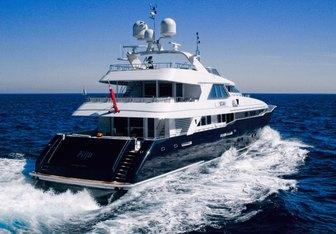 Kijo Yacht Charter in Greece