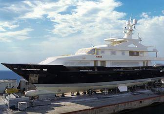 Xana Yacht Charter in Aegean Islands
