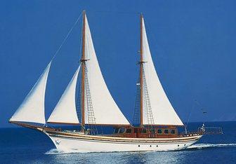 Hermina Yacht Charter in Crete