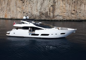 Oasis Yacht Charter in South of France