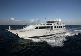 Three Kings yacht charter Broward Motor Yacht