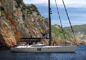 Spirit of Phantom yacht charter Oyster Yachts Sail Yacht