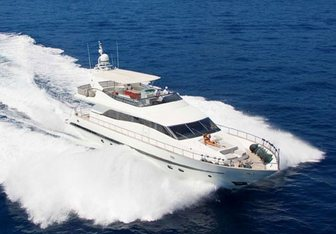 Leonida 2 yacht charter  Motor Yacht