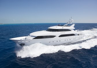 Invision yacht charter Westship Motor Yacht
