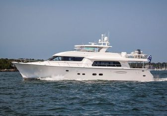 Fully Occupied yacht charter Pacific Mariner Motor Yacht