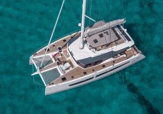 Kimata Yacht Charter in Crete