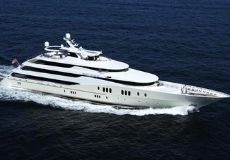 Eminence Yacht Charter in Virgin Islands