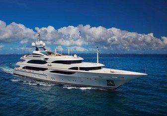 Jaguar Yacht Charter in St Barts