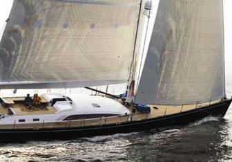 Onyx charter yacht interior designed by Nauta Yachts