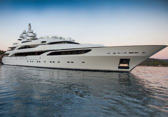 Lioness V yacht charter Benetti Motor Yacht