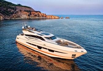 Dolce Vita yacht charter Numarine Motor Yacht