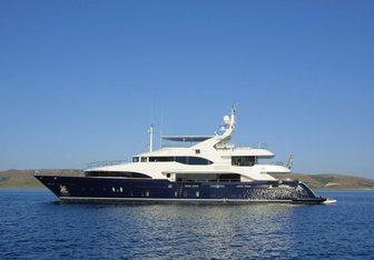 Grande Amore Yacht Charter in Turkey