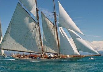 Sunshine yacht charter Myanmar Shipyards Sail Yacht
