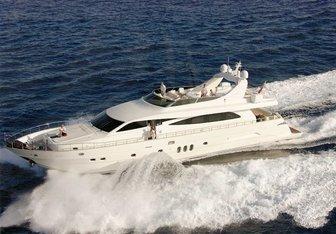 Larmera Yacht Charter in St Tropez
