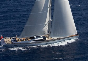 Mes Amis yacht charter Fitzroy Sail Yacht