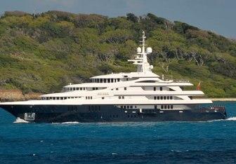Freedom Yacht Charter in Mediterranean