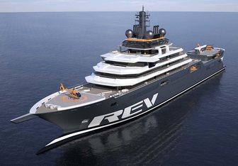 REV Ocean yacht charter Vard Motor Yacht