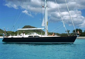 Independence Of Herm yacht charter Moody Yachts Motor Yacht