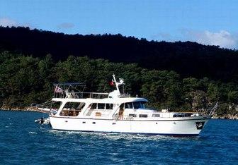 Shangri - La yacht charter Benetti Motor Yacht