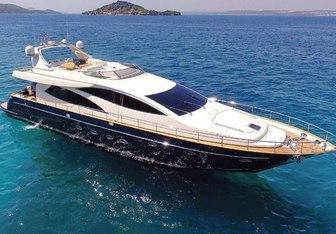 888 yacht charter Riva Motor Yacht