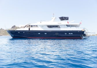 Enigma Blue Yacht Charter in Mljet