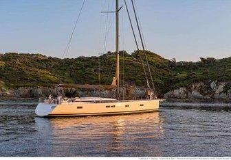GIGI OF LYMINGTON yacht charter CNB Sail Yacht
