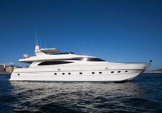 Jurik yacht charter Canados Motor Yacht
