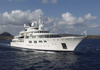 Tatoosh Yacht Charter in Virgin Islands