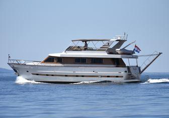 Blanka Yacht Charter in Malta