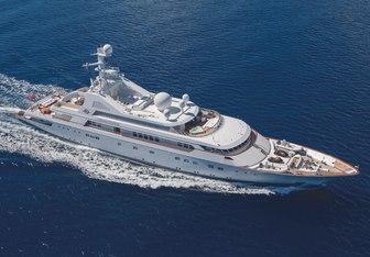 Grand Ocean Yacht Charter in The Balearics